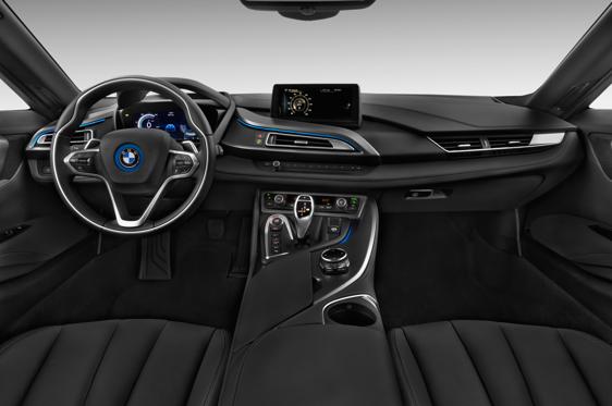 2017 Bmw I8 Interior Photos Msn Autos