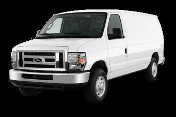 2014 ford e-series econoline van