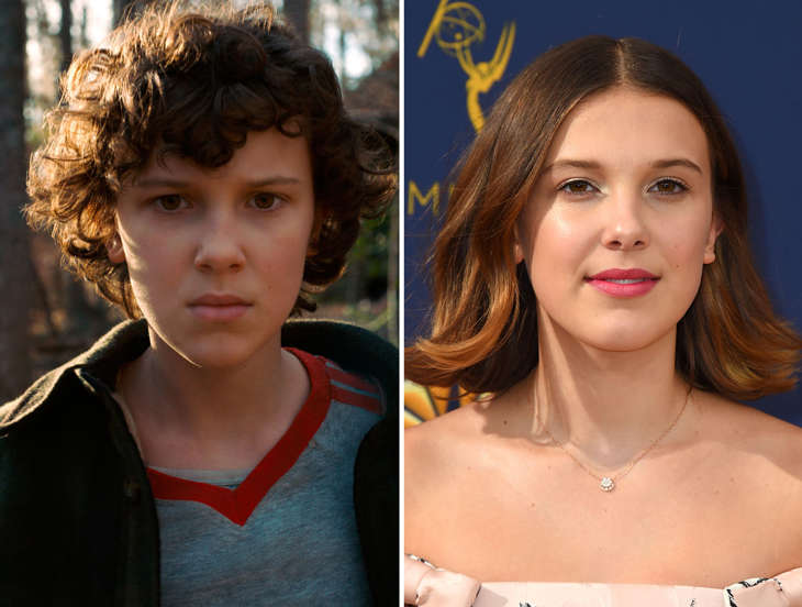 20+ Millie Bobby Brown Hot Pics  Background