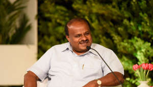 BJP calls Kumaraswamy 'Accidental CM'