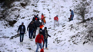Tourists stuck in Sikkim due to snowfall rescued by Army