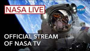 Direct from America's space program to YouTube, watch NASA TV live streaming here to get the latest from our exploration of the universe and learn how we discover our home planet.  NASA TV airs a variety of regularly scheduled, pre-recorded educational and public relations programming 24 hours a day on its various channels. The network also provides an array of live programming, such as coverage of missions, events (spacewalks, media interviews, educational broadcasts), press conferences and rocket launches.   In the United States, NASA Television's Public and Media channels are MPEG-2 digital C-band signals carried by QPSK/DVB-S modulation on satellite AMC-3, transponder 15C, at 87 degrees west longitude. Downlink frequency is 4000 MHz, horizontal polarization, with a data rate of 38.86 Mhz, symbol rate of 28.1115 Ms/s, and ¾ FEC. A Digital Video Broadcast (DVB) compliant Integrated Receiver Decoder (IRD) is needed for reception.