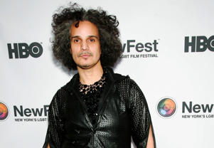 NEW YORK, NY - OCTOBER 19:  Hector xtravaganza attends NewFest 2017 Opening Night - Susanne Bartsch: On Top at SVA Theater on October 19, 2017 in New York City.  (Photo by Paul Zimmerman/Getty Images for NewFest 2017)