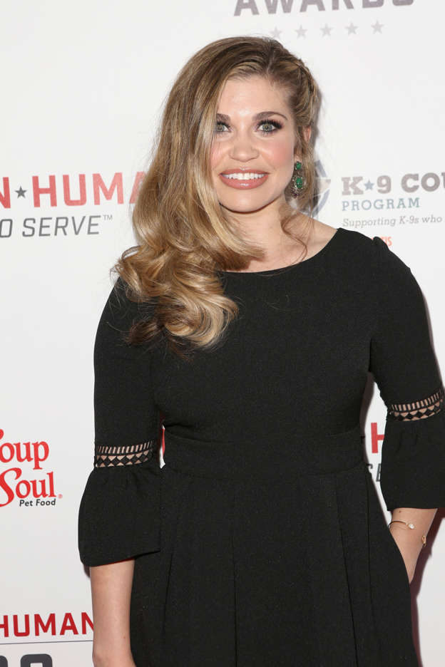 45119be57e1 Danielle Fishel at the 7th Annual American Humane Association Hero Dog  Awards at The Beverly Hilton