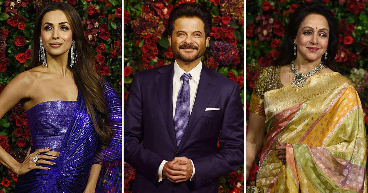 Bintang Bollywood Dulu Dan Kini