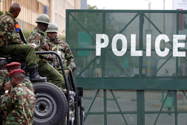 Kenyans protest tough passport renewal rules