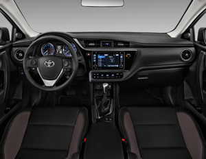 2018 Toyota Corolla Interior Photos Msn Autos