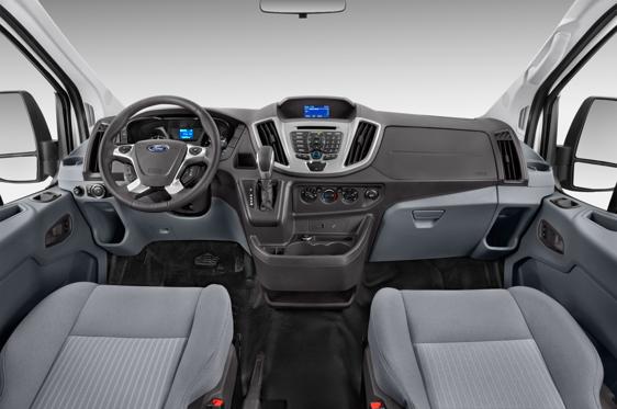 2017 Ford Transit Van Interior Photos - MSN Autos