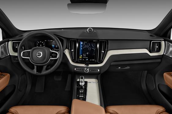 2018 Volvo Xc60 T8 Momentum Phev Awd Interior Photos Msn Autos