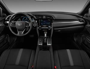 2018 Honda Civic Hatchback Ex W Honda Sensing Cvt Interior