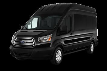 2018 ford transit wagon