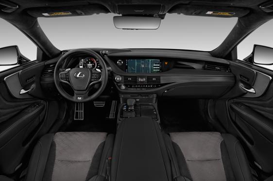 Slide 1 Of 11 2018 Lexus Ls