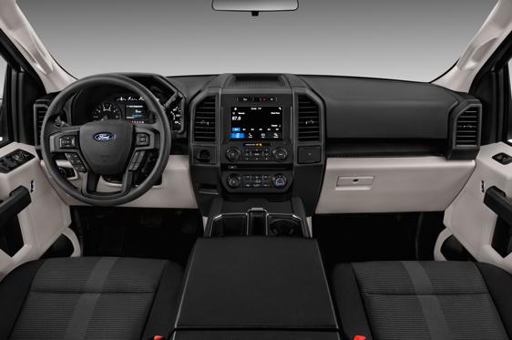 2018 Ford F-150 XL SuperCrew 6-1/2' Box Interior Photos - MSN Autos