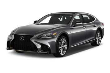 2018 Lexus Ls Overview Msn Autos