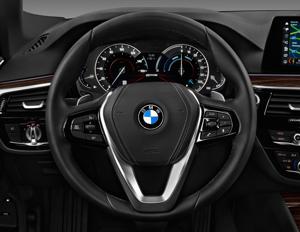 2018 Bmw 5 Series 530e Iperformance Sedan Interior Photos