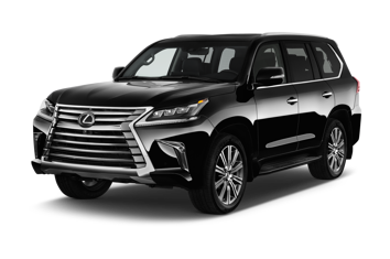 2018 Lexus Lx 570 Two Row Engine Transmision And Performance Msn