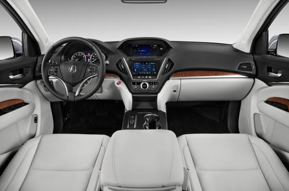 2018 acura mdx interior photos - msn autos