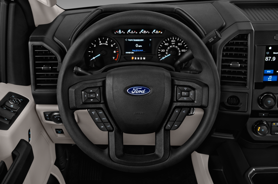 2018 Ford F-150 XL SuperCrew 6-1/2' Box Interior Photos - MSN Autos