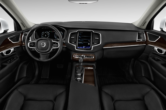 2018 Volvo Xc90 Interior Photos Msn Autos