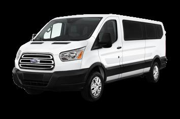 2019 ford transit passenger van