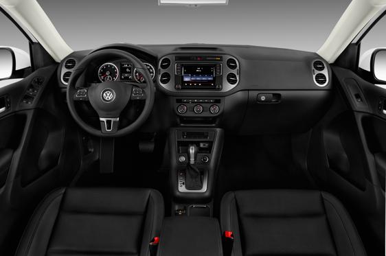 Slide 1 Of 11 2017 Volkswagen Tiguan