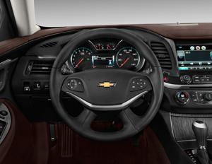 2016 Chevrolet Impala Interior Photos Msn Autos