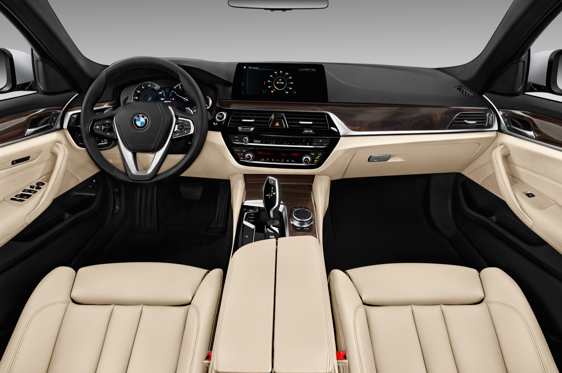 Slide 1 Of 11 2018 Bmw 5 Series