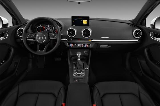 2018 Audi A3 Sedan Interior Photos Msn Autos