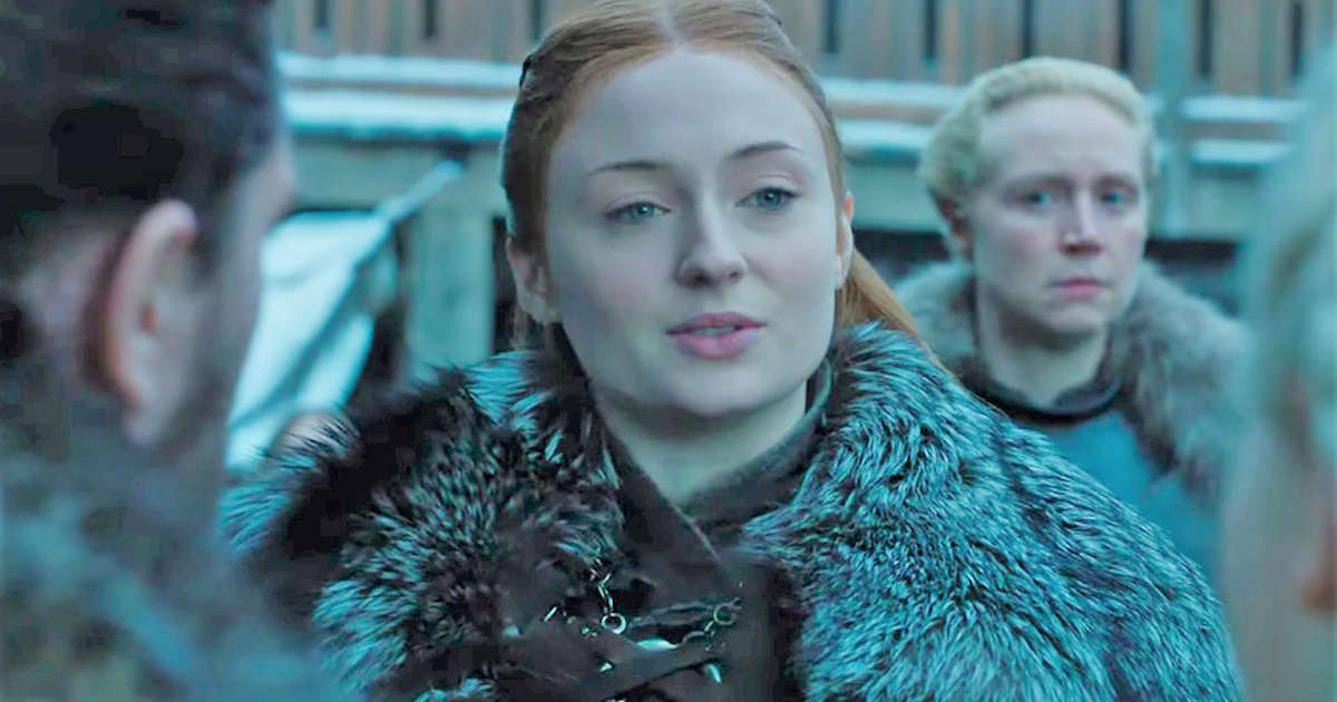 Game of Thrones season 8: new footage reveals Sansa and Dany's first meeting