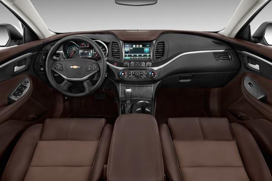 2017 Chevrolet Impala Interior Photos Msn Autos