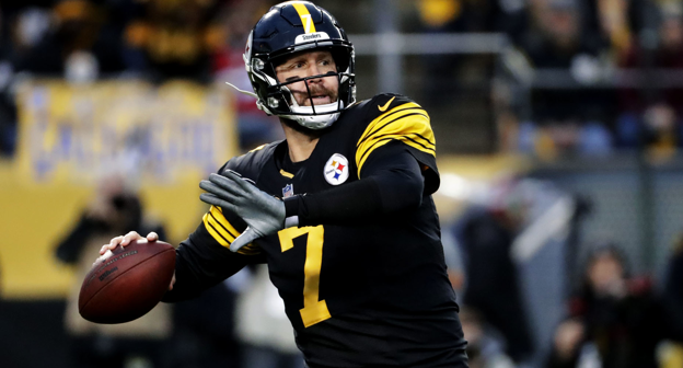 3901148bbb2 Ben Roethlisberger #7 News, Stats, Photos - Pittsburgh Steelers ...