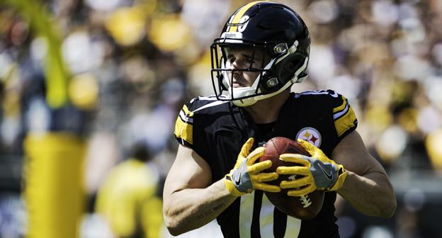 best sneakers 14888 4027c Ryan Switzer #10 News, Stats, Photos - Pittsburgh Steelers ...