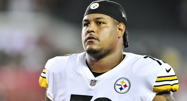 the latest c9229 bf37e Zach Banner #72 News, Stats, Photos - Pittsburgh Steelers ...