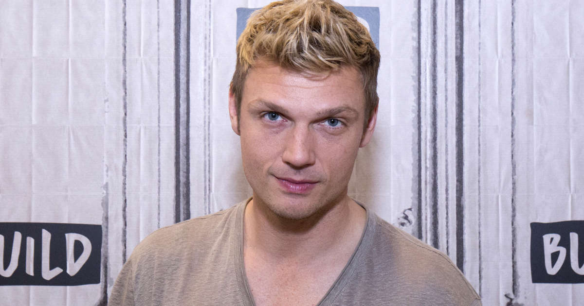 Nick Carter shares sweet picture of newborn son