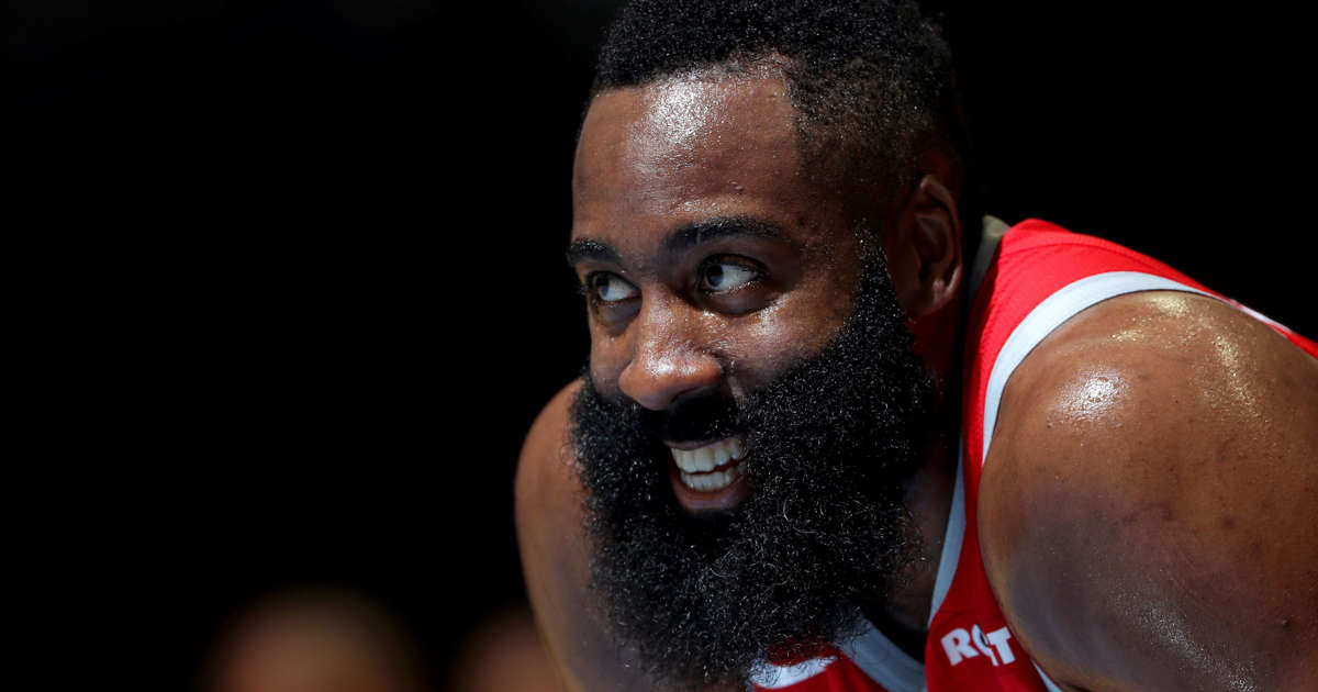 d768be6ba1f8 Houston Rockets sink 26 three-pointers to set new NBA record