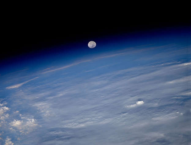 Where Exactly Is The Edge Of Space It Depends On Who You Ask