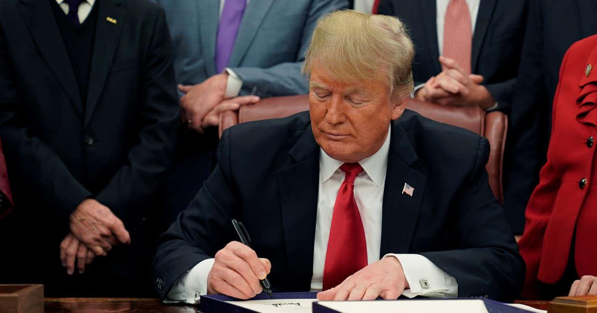 Trump administration revokes effort to reduce racial bias in