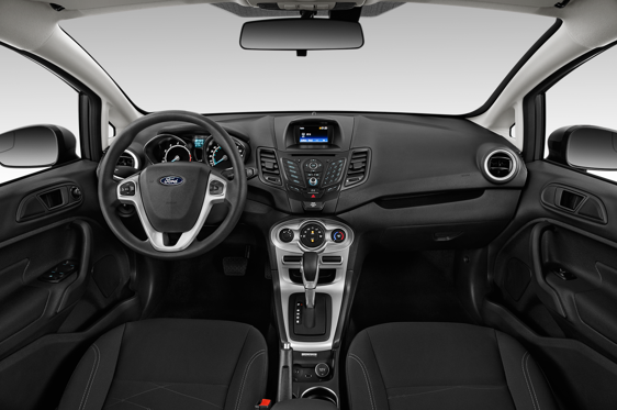 2019 Ford Fiesta S Hatch Fleet Interior Photos Msn Autos