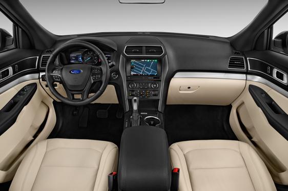 Slide 1 Of 11 2017 Ford Explorer