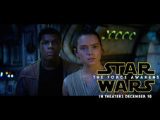 a screen shot of Daisy Ridley: Watch the official trailer for Star Wars: The Force Awakens, coming to theaters December 18, 2015.  Visit Star Wars at http://www.starwars.com Subscribe to Star Wars on YouTube at http://www.youtube.com/starwars Like Star Wars on Facebook at http://www.facebook.com/starwars Follow Star Wars on Twitter at http://www.twitter.com/starwars Follow Star Wars on Instagram at http://www.instagram.com/starwars Follow Star Wars on Tumblr at http://starwars.tumblr.com/