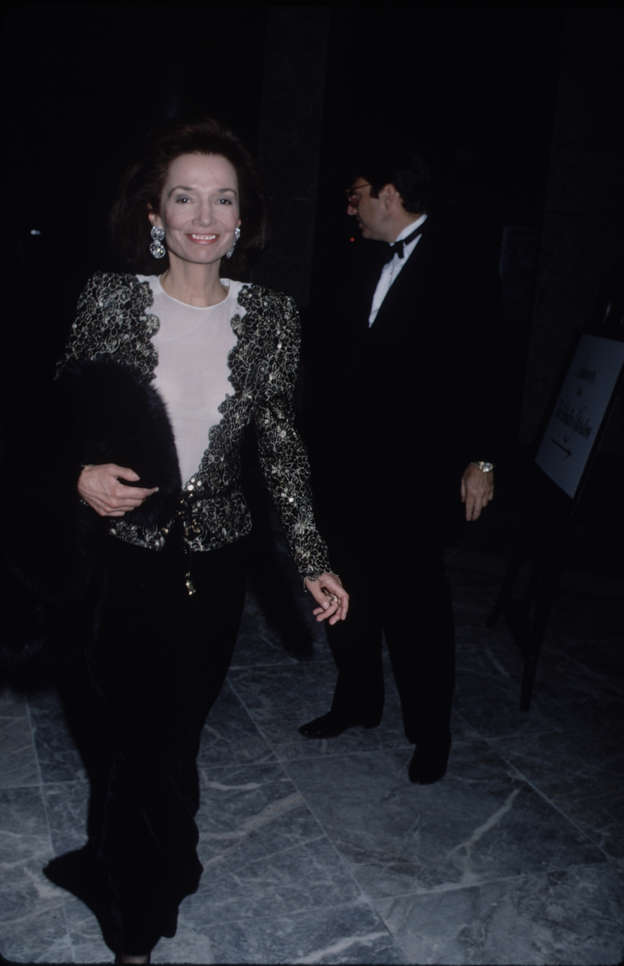 02d35f486379 Lee Radziwill style  The best looks of Jackie Kennedy s  frenemy ...