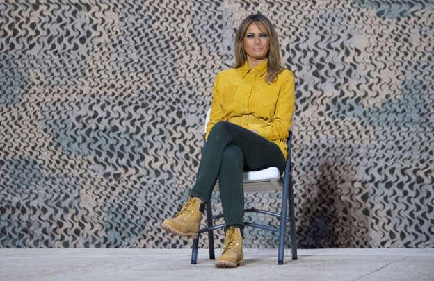 0da22d82f4d1 Melania Trump: Style file