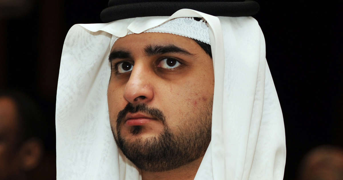 Photos: Sheikh Mohammed's son gets engaged