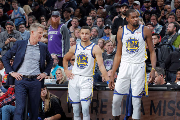 450f00afceb Kerr  Warriors may be  most scrutinized team  in NBA history