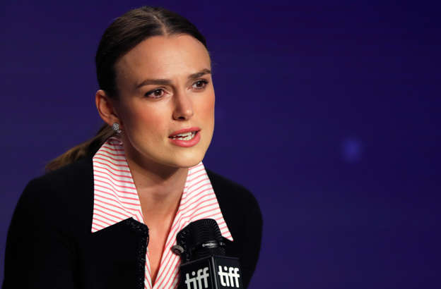 Keira Knightley: 'I can't act the flirt or mother to get my