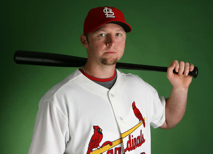 Chris Duncan, former St  Louis Cardinals outfielder