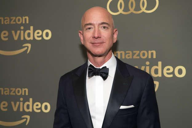ジェフ・ベゾス、「世界一の大富豪」のあまり知られていない25の事実