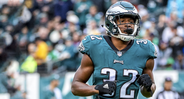 new concept 2b923 82a63 Rasul Douglas #32 News, Stats, Photos - Philadelphia Eagles ...