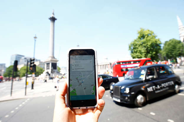 Fake Uber driver who kidnapped and raped woman jailed