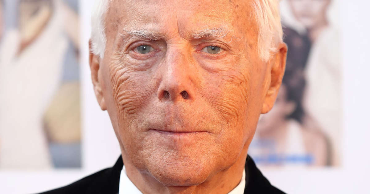 1f5710418aa Giorgio Armani Is One Of The Wealthiest People In Fashion. His Net Worth  Will Blow Your Mind